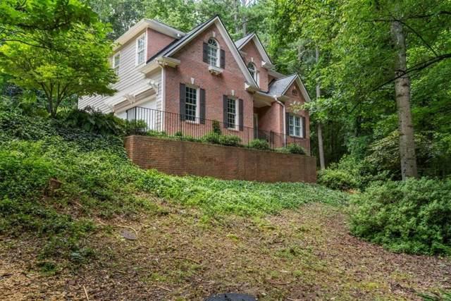 2555 Clairview Street, Alpharetta, GA 30009 (MLS #6740886) :: North Atlanta Home Team