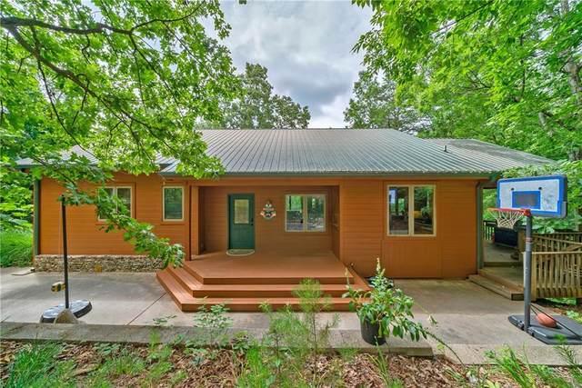 244 Toto Creek Drive E, Dawsonville, GA 30534 (MLS #6740900) :: The Heyl Group at Keller Williams