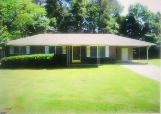 33 Oakdale Drive, Cartersville, GA 30120 (MLS #6740905) :: North Atlanta Home Team