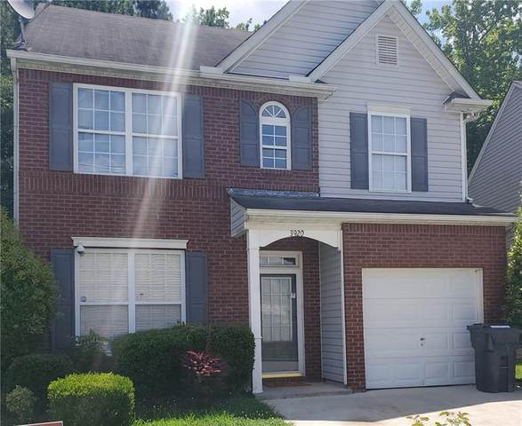 3920 Shenfield Drive, Union City, GA 30291 (MLS #6741165) :: Good Living Real Estate