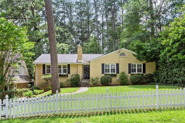 2154 Radcliffe Drive, Atlanta, GA 30318 (MLS #6741307) :: Charlie Ballard Real Estate