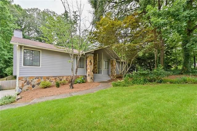 1032 Muirfield Drive, Marietta, GA 30068 (MLS #6741450) :: RE/MAX Prestige