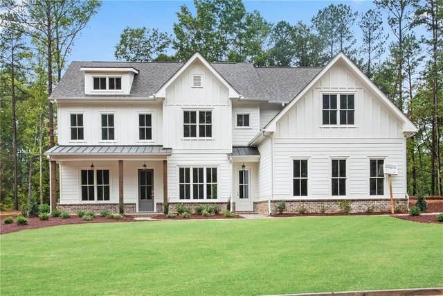 2899 Eva Club, Acworth, GA 30101 (MLS #6741499) :: Tonda Booker Real Estate Sales
