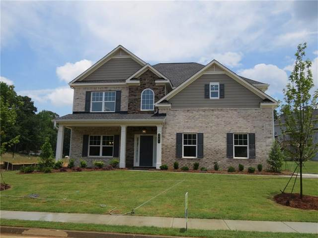 3058 Mountain Shadow Way, Marietta, GA 30064 (MLS #6741538) :: RE/MAX Prestige