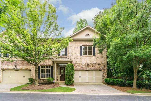 3033 Stone Gate Drive NE, Atlanta, GA 30324 (MLS #6741797) :: The Hinsons - Mike Hinson & Harriet Hinson
