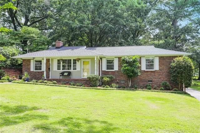 85 Hazel Street SW, Marietta, GA 30064 (MLS #6741815) :: RE/MAX Prestige