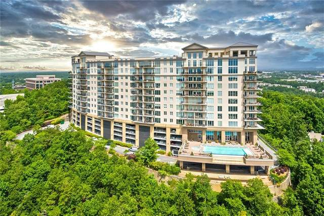 2950 Mount Wilkinson Parkway SE #408, Atlanta, GA 30339 (MLS #6741926) :: The Hinsons - Mike Hinson & Harriet Hinson