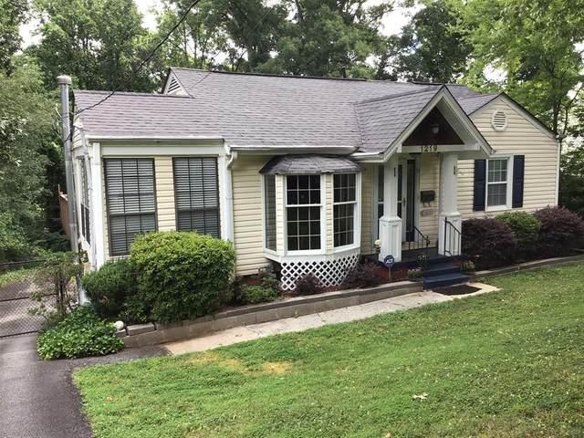 1219 Stephens Street SE, Smyrna, GA 30080 (MLS #6742128) :: North Atlanta Home Team