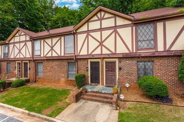 3255 Abbeywood Drive, Decatur, GA 30034 (MLS #6742148) :: The North Georgia Group
