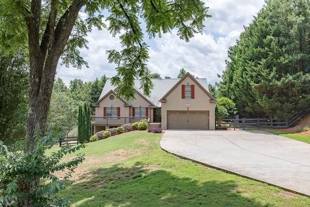 1302 War Hill Park Road, Dawsonville, GA 30534 (MLS #6742188) :: North Atlanta Home Team