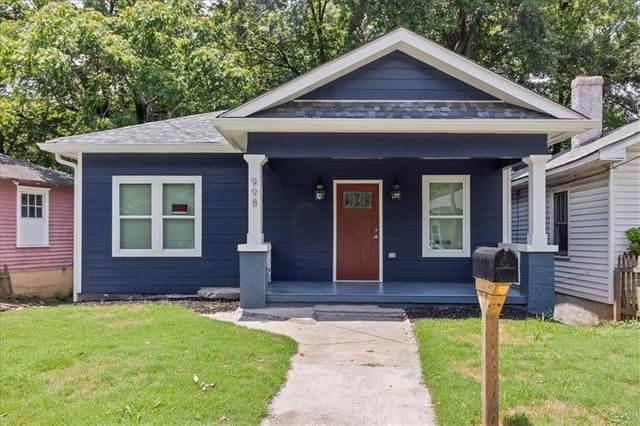 998 Mayson Turner Road NW, Atlanta, GA 30314 (MLS #6742200) :: Vicki Dyer Real Estate