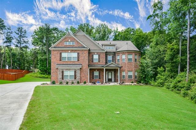 2813 Carrick Court, Powder Springs, GA 30127 (MLS #6742286) :: North Atlanta Home Team
