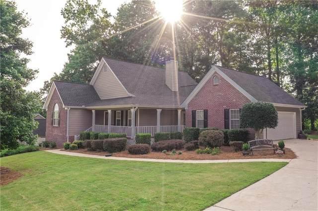 456 Isaiah Drive, Jefferson, GA 30549 (MLS #6742327) :: The Heyl Group at Keller Williams