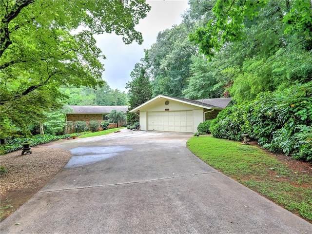 1210 Lake Crest Terrace, Roswell, GA 30075 (MLS #6742367) :: Charlie Ballard Real Estate