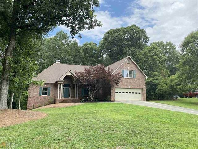 5820 Stratford Drive, Gainesville, GA 30506 (MLS #6742650) :: The Heyl Group at Keller Williams