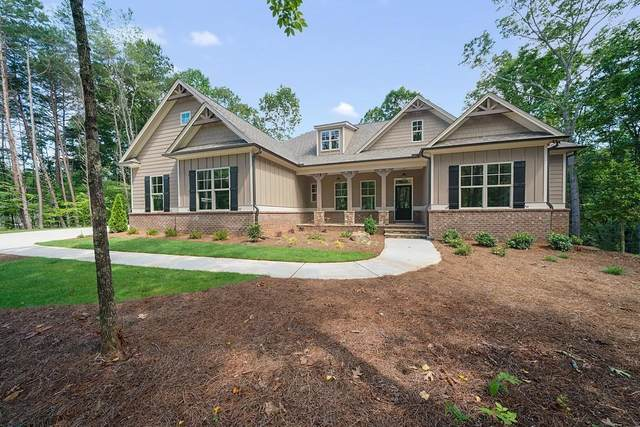 8845 Port View Drive, Gainesville, GA 30506 (MLS #6742939) :: North Atlanta Home Team
