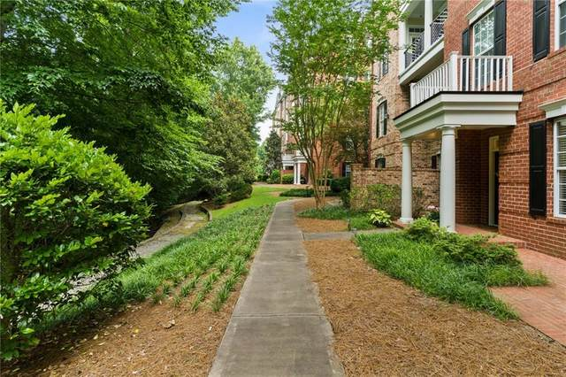 4855 Ivy Ridge Drive #103, Atlanta, GA 30339 (MLS #6743070) :: Vicki Dyer Real Estate