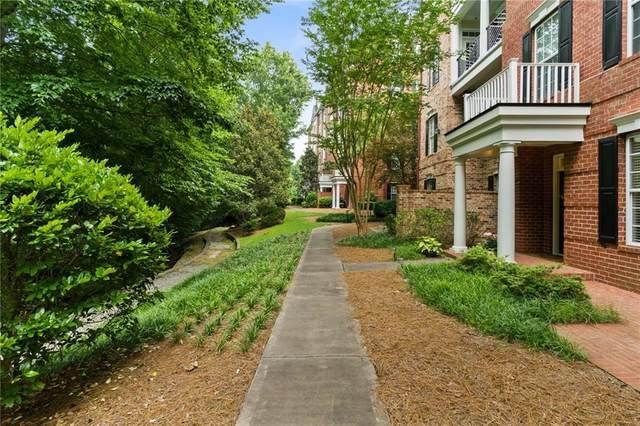 4855 Ivy Ridge Drive #103, Atlanta, GA 30339 (MLS #6743070) :: The Hinsons - Mike Hinson & Harriet Hinson