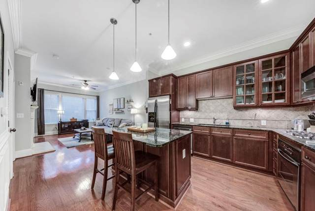 11 Perimeter Center E #1106, Atlanta, GA 30346 (MLS #6743186) :: The Justin Landis Group