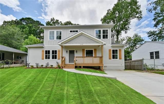 2790 Fraser Street SE, Smyrna, GA 30080 (MLS #6743605) :: Path & Post Real Estate