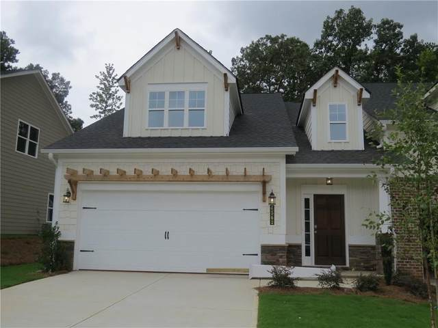 4562 Grenadine Circle #26, Acworth, GA 30101 (MLS #6743817) :: North Atlanta Home Team