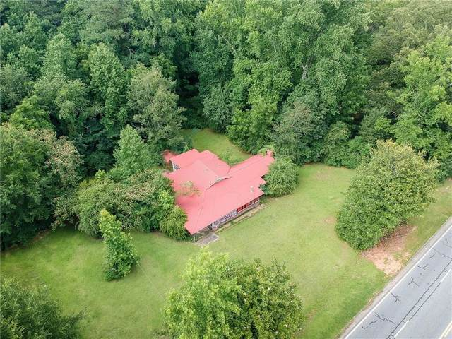 2871 Lawrenceville Highway, Lawrenceville, GA 30044 (MLS #6743888) :: North Atlanta Home Team