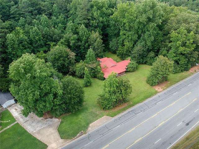 2871 Lawrenceville Highway, Lawrenceville, GA 30044 (MLS #6743922) :: North Atlanta Home Team