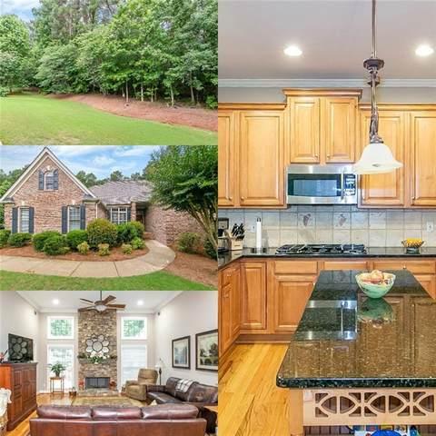 206 Cedar Woods Way, Canton, GA 30114 (MLS #6743928) :: Kennesaw Life Real Estate