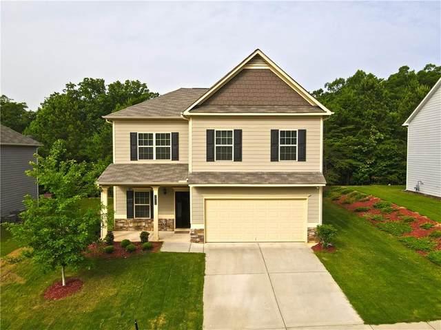 3928 Overlook Ridge Lane, Gainesville, GA 30507 (MLS #6743978) :: RE/MAX Prestige