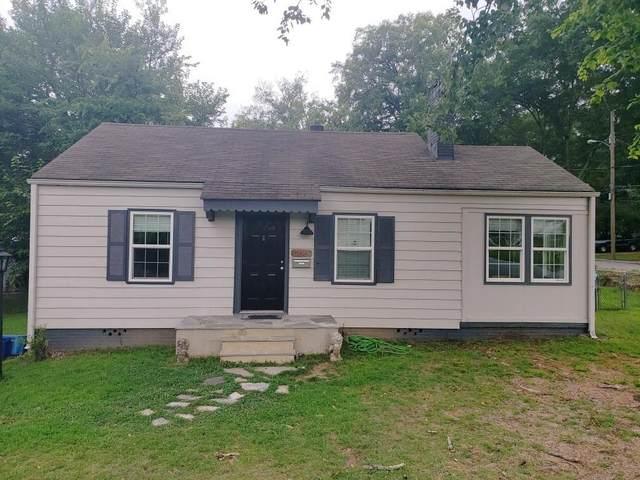 236 Grover Road SE, Marietta, GA 30060 (MLS #6743987) :: Path & Post Real Estate