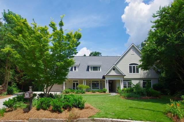 1026 Robin Lane NE, Atlanta, GA 30306 (MLS #6744023) :: Kennesaw Life Real Estate