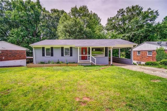 78 Delmoor Drive NW, Atlanta, GA 30311 (MLS #6744148) :: North Atlanta Home Team