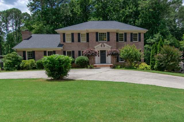 5820 Clinchfield Trail, Peachtree Corners, GA 30092 (MLS #6744152) :: North Atlanta Home Team