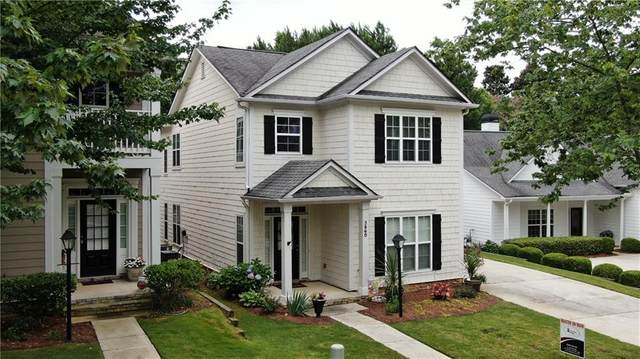 3860 Lake Pass Lane, Suwanee, GA 30024 (MLS #6744218) :: North Atlanta Home Team