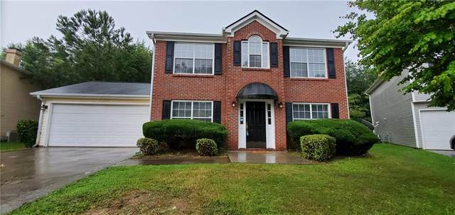 862 Plumbridge Court, Lithonia, GA 30058 (MLS #6744222) :: The Zac Team @ RE/MAX Metro Atlanta