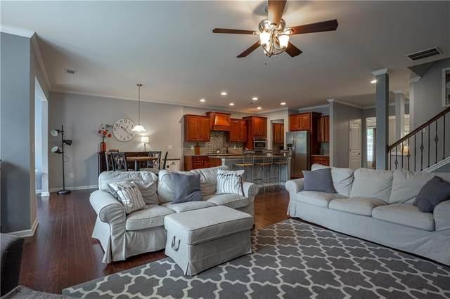 367 Ridgewood Trail, Canton, GA 30115 (MLS #6744240) :: Path & Post Real Estate