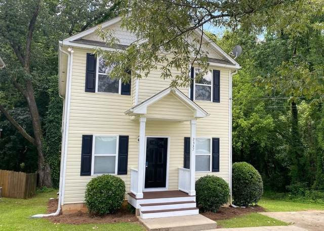 2537 Paul Avenue NW, Atlanta, GA 30318 (MLS #6744368) :: The Heyl Group at Keller Williams