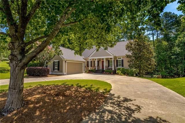 717 Tall Oaks Drive, Canton, GA 30114 (MLS #6744369) :: Kennesaw Life Real Estate