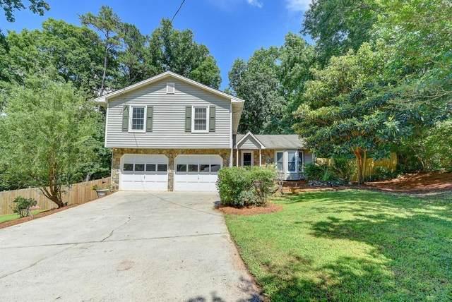 838 Chartley Drive SW, Lilburn, GA 30047 (MLS #6744433) :: North Atlanta Home Team