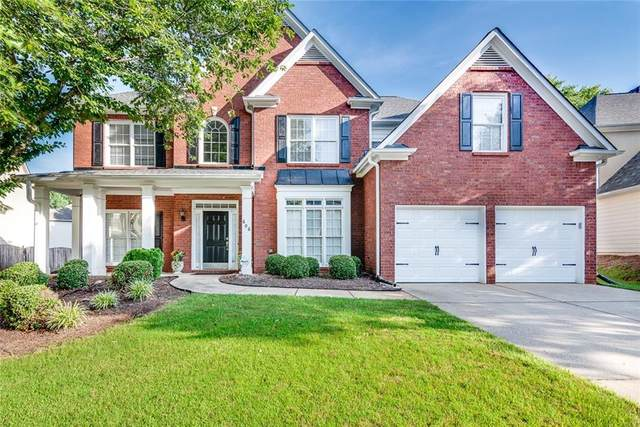 606 Bassett Court SE, Smyrna, GA 30080 (MLS #6744497) :: Path & Post Real Estate