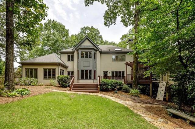 100 Spindale Court, Sandy Springs, GA 30350 (MLS #6744565) :: North Atlanta Home Team