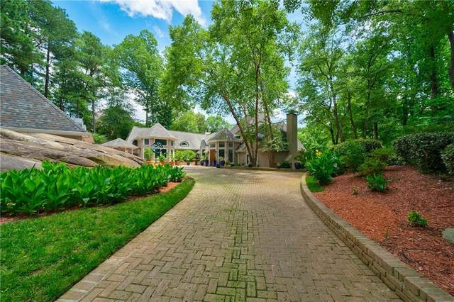 3906 Paces Ferry Road NW, Atlanta, GA 30327 (MLS #6744675) :: The Hinsons - Mike Hinson & Harriet Hinson