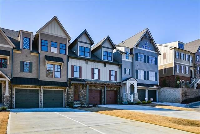 208 Trecastle Square #15, Canton, GA 30114 (MLS #6744718) :: North Atlanta Home Team