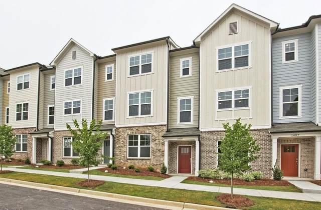 1636 Venture Point Way #46, Decatur, GA 30032 (MLS #6744796) :: BHGRE Metro Brokers