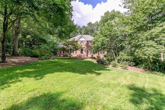 752 NW Frenchs Chase NW, Marietta, GA 30064 (MLS #6744896) :: Kennesaw Life Real Estate