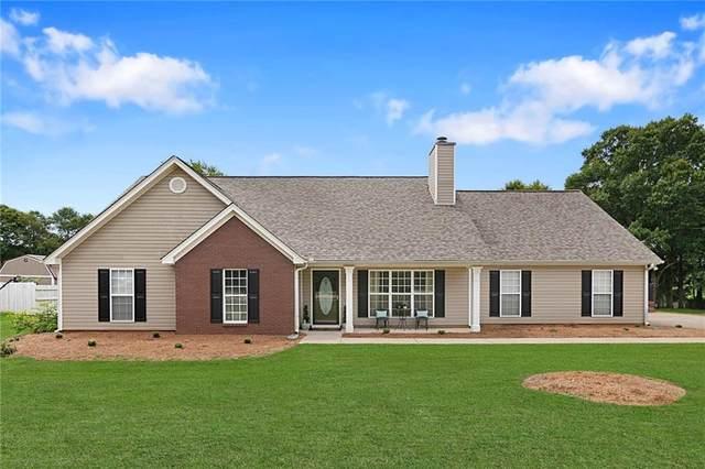 141 Spratlin Drive, Jefferson, GA 30549 (MLS #6745052) :: Good Living Real Estate