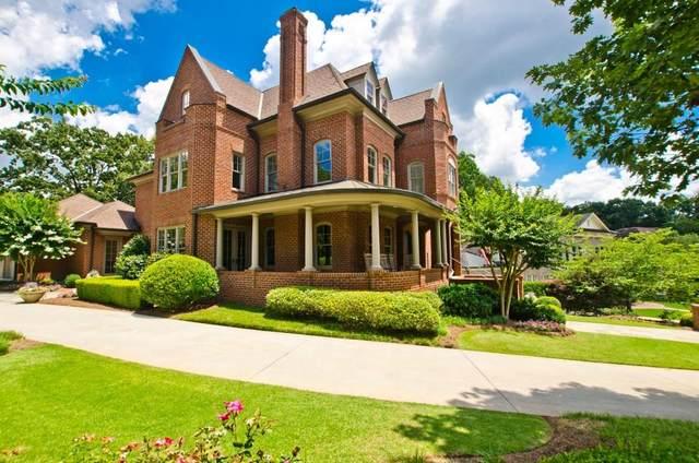 395 Laurel Chase Court, Atlanta, GA 30327 (MLS #6745157) :: RE/MAX Prestige