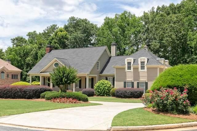 81 Lewellen Drive NW, Marietta, GA 30064 (MLS #6745208) :: North Atlanta Home Team