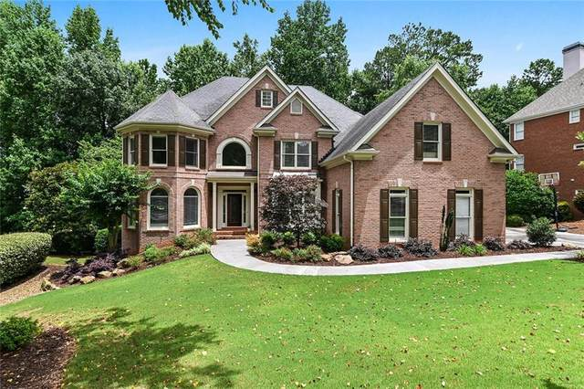 3730 Hebden Bridge Lane, Alpharetta, GA 30022 (MLS #6745335) :: Path & Post Real Estate