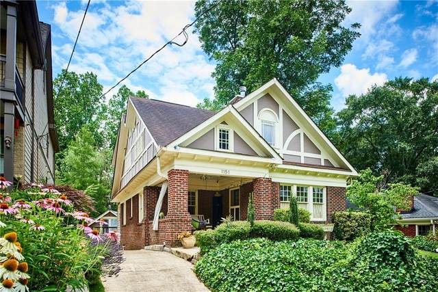 1151 Rosedale Drive NE, Atlanta, GA 30306 (MLS #6745340) :: Dillard and Company Realty Group